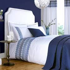 Dunelm Mill Duvet Covers Blue Indi Collection Duvet Cover Dunelm Bedroom Design