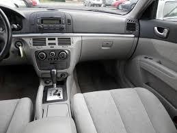 2007 black hyundai sonata 2007 hyundai sonata se 4dr sedan in louisville oh ted s auto