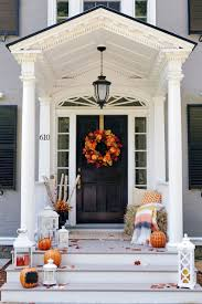 Fall Decorations For Outside The Home 209 Best Fall Inspiration Images On Pinterest Fall Decorating