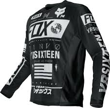 fox motocross jersey 34 95 fox racing mens nomad union jersey 235491