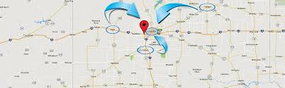 Lincoln Ne Zip Code Map by Gene Messer Ford Amarillo New U0026 Used Car Dealership