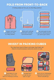Top 10 Must Pack Cruise by Best 25 Packing Hacks Ideas On Packing Tips Travel