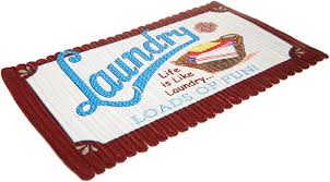 Laundry Room Decor Signs by Benedetina Laundry Room Rugs