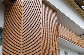 rivestimento listelli legno facciate ventilate finto legno z style facciate