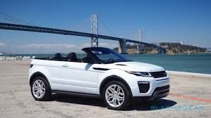 land rover convertible interior range rover evoque convertible review droptop suv an acquired