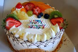 cute happy birthday cake images fondant cake images