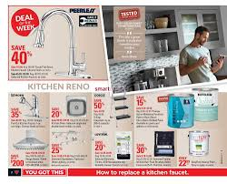 Kitchen Faucets Canadian Tire Canadian Tire Atlantic Flyer January 20 To 26