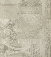 lomond silver taupe wallpaper bohemian wallpapers mulberry home