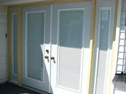 Small Mini Blinds Front Doors Chic Front Door Blind Pictures Front Door Mini