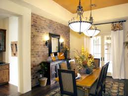 narrow dining room interior design