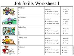 job skills assessments special education ideas u0026 resources