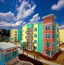 Uncw Map University Of North Carolina Wilmington Off Campus Housing