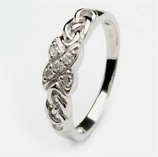 celtic rings sterling silver celtic rings ls srck1cz made in ireland