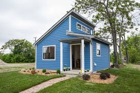 miniature homes a tiny home community rises in detroit curbed detroit