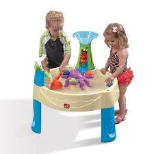 step2 busy ball play table wild whirlpool water table kids sand water play step2