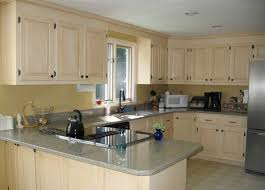 Pictures Of Cream Colored Kitchen Cabinets by Paint Kitchen Cabinets White Or Cream Awsrx Com