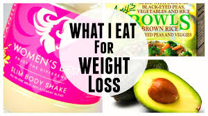 what i eat in a day to lose weight women u0027s best slim body shake
