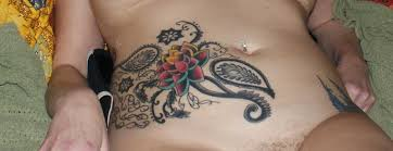 ideas stomach tattoos top styles