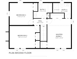 colonial homes floor plans 50 floor plans for ranch homes house plans with interior