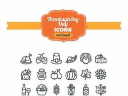 thanksgiving day icon free icon packs ui