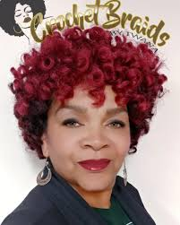 color 99j in marley hair crochet braids pixie cut featuring african collection jamaican