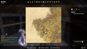 Glenumbra Treasure Map The Hunt For Wrothgar Relic Hunter Conluded Spoilers And