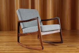 Oak Rocking Chair Uk Rare And Stunning Rosewood Rocking Chair Model Fd120 Designed
