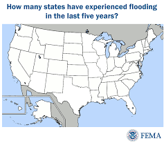 All Fifty States Flooding In The Past Five Years Fema Gov