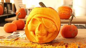 pics of halloween pumpkins video one of a kind carved pumpkins and gourds martha stewart