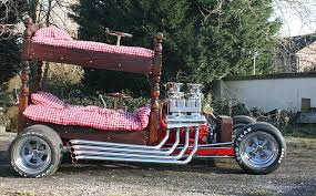 Cars Bunk Beds Bunkbed Snake Pit Car That Can Be Driven From Top Bed Or Bottom Up