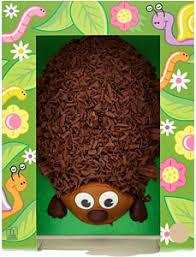 sainsbury u0027s hugo hedgehog cake 14 servings compare prices buy
