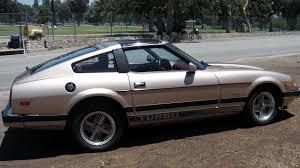nissan datsun 1983 1983 datsun 280zx turbo t46 anaheim 2016