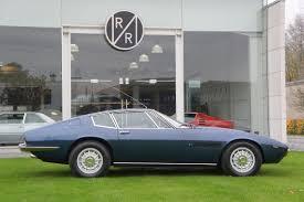 maserati ghibli grey 1970 maserati ghibli spyder 4700 classic driver market