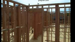 what are wall framing blocks home building and carpentry youtube