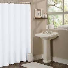 white 1 jpg shower curtain liners