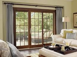 curtains for a sliding glass door sliding glass door curtains make your door in perfect looking
