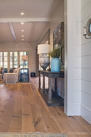 nashville tennessee wide plank white oak flooring teal accents