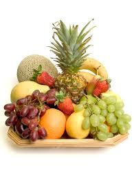 basket of fruit basket of fruit stock images image 102934