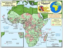 World Map Africa by Sub Saharan Africa Worldmap Org