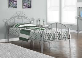 Wrought Iron Headboard Twin by Best 25 Twin Size Bed Frame Ideas Only On Pinterest Kids Full