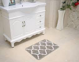 Microfiber Bathroom Rugs Bath Mats Microfiber Bath Rugs Grey Soft Washable Bath Shower Rugs