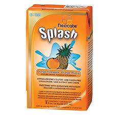 amazon com eo28 splash orange pineapple med food for children