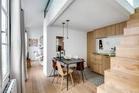 cuisine architecte cette architecte d intérieur a métamorphosé cet appartement parisien