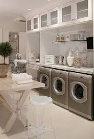 Decorating A Laundry Room Basement Laundry Room Decorations Ideas And Tips Wood Counter