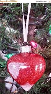 personalized glitter ornaments glitter ornaments and ornament