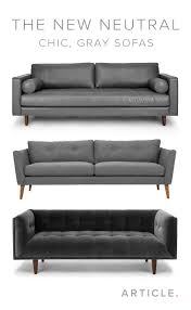 articles with gray sofa with chaise lounge tag interesting gray the gray sofa is a decor must have it seamlessly blends well with