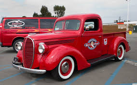 ford truck red file 1938 ford pickup jpg wikimedia commons