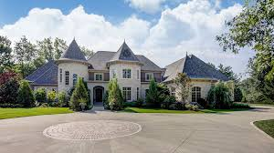 chateau homes one of indian hill s most chateau esque homes is on the market