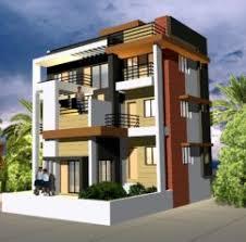 3d Exterior Home Design Online Free Home Design House Apartment Exterior Design Ideas Apartment
