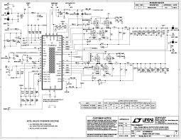 solutions dc1753a a ltc3880euj demo board rsense dual schematic